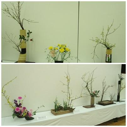 活け花展3